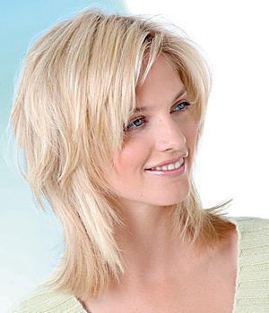 Hier für dich - (Haare, Frisur, braun)