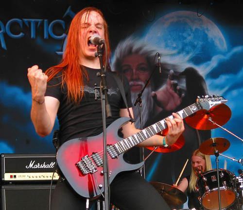 Jani Liimatainen - (Haare, rot)