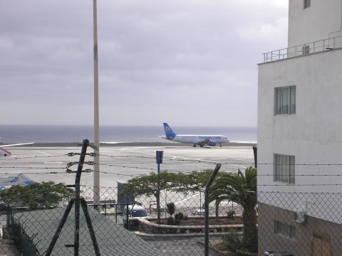 Flughafen Teneriffa-Süd - (Internet, Reise, fliegen)