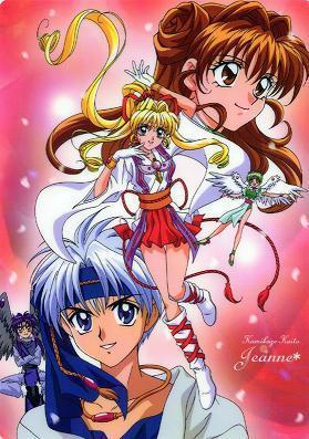 Jeanne die Kamikaze Diebin - (Anime, Manga, prinzessin-sakura)