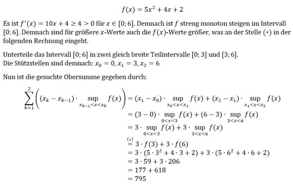Obersumme1 - (Schule, Mathe, Mathematik)