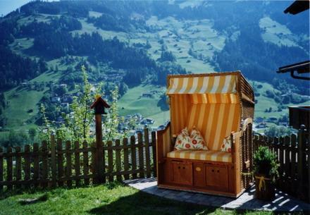 Nein, so etwas! Sogar in den Alpen! - (Garten, Möbel, Outdoor)