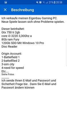 Pc1 - (Computer, PC, Spiele und Gaming)