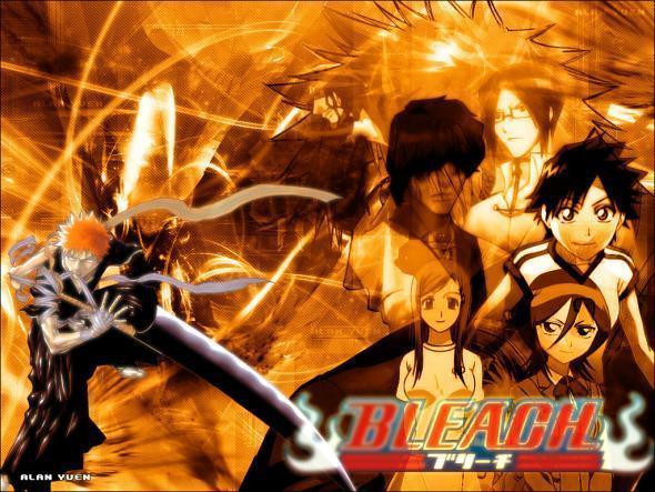 Bleach - (Anime, Manga)