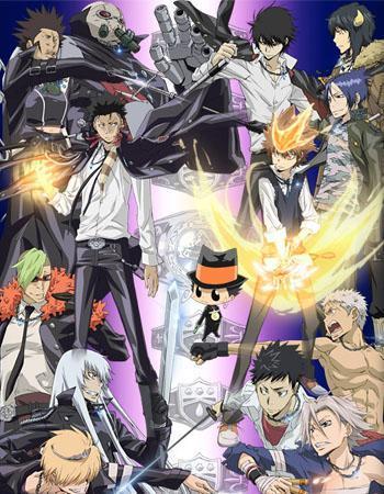 Reborn - (Anime, Manga)