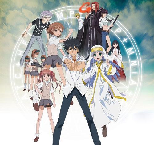 To Aru majutsu no Index - (Anime, Manga)