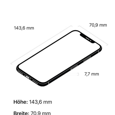 iPhone x - (Handy, Technik, iPhone)