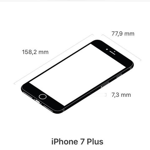 iPhone 7+ - (Handy, Technik, iPhone)