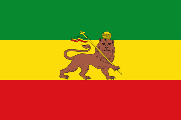 wie rum ist die Rastaflagge richtig? (Flagge, Reggae, Rastafari)
