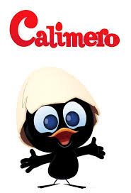 CALIMERO  - (Mofa, Auto und Motorrad, Helm)