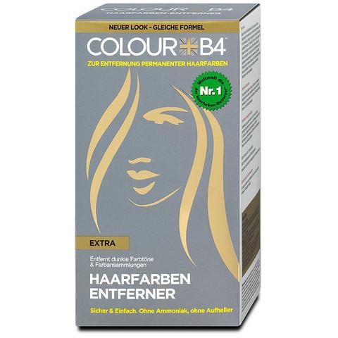 - (Haare, Haarfarbe, rauswaschen)