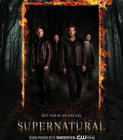 Dean, Crowley(derzeit König der Hölle), Sam, Castiel - (Serie, Filme und Serien, Beratung)