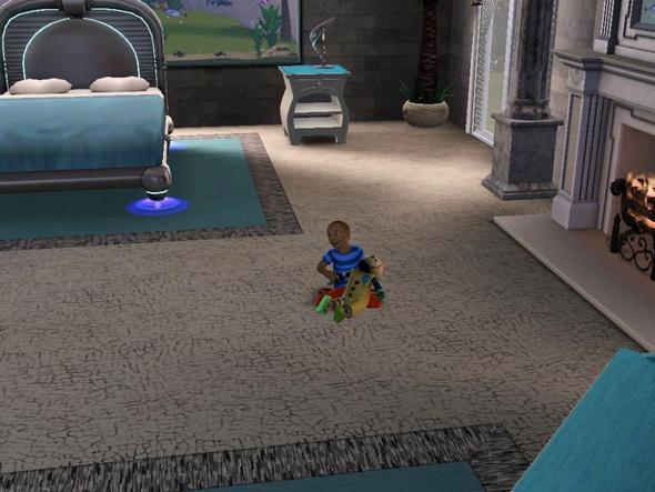 Puppe - (Sims3, Sims 3 Lebensfreude)