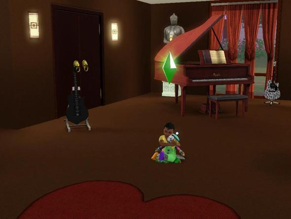 imaginäre  freund - (Sims3, Sims 3 Lebensfreude)