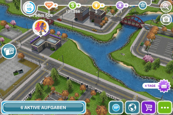 - (Spiele, quest, Sims Freeplay)