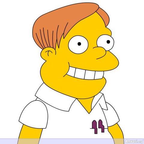 Martin Prince - (Figur, Simpsons)