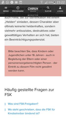 - (Film, Kino)