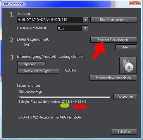 Anzeige - (Computer, Videobearbeitung, Magix)