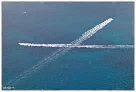 Brandgefährlich für alle Meeresbewohner: Watertrails - (verschwörungstheorie, chemtrails, Chemtrail)