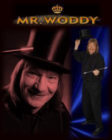 Zauberer und Hypnotiseur Mr.Woddy - (Psychologie, Geister, Mystik)