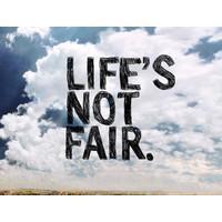 Das Leben ist nicht gerecht! - (tot, Frieden)