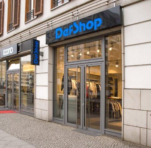 DefShop Laden Friedrichstr. - (Berlin, Hip Hop, Currywurst)