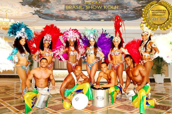 Sambashow - (Musik, Filme und Serien, Hochzeit)