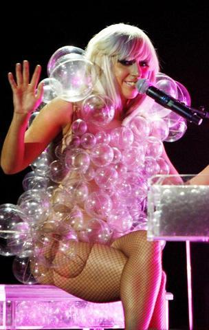 Lady Gaga  - (Stars, verkleiden, Mottoparty)