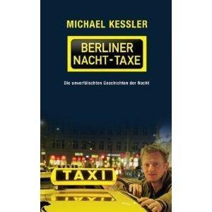 Berliner-Nacht-Taxe - (Buch, Fantasy, Liebesgeschichte)