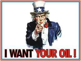 oil - (Englisch, Amerika, Poster)