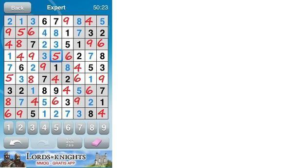 Lösung - (kreuzworträtsel, Sudoku)