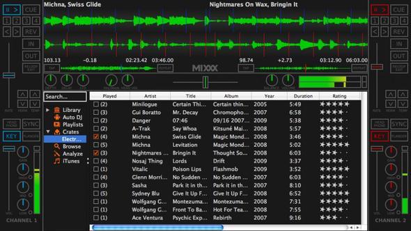 mixxx 1 - (Programm, Remix)