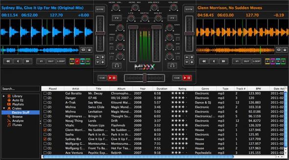 mixxx 2 - (Programm, Remix)