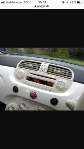 Autoradio - (Musik, Radio, Fiat 500)