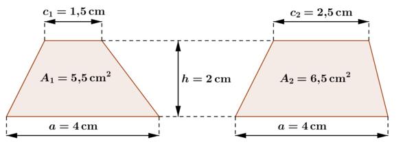 Trapez - (Schule, Mathe, Mathematik)