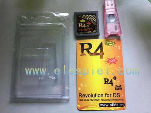 R4igold3ds RTS PLUS - (Nintendo-ds, r4)