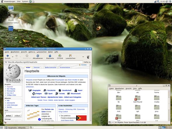 GNU - (Computer, Internet, Netzwerk)