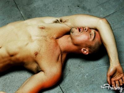 Brad Pitt <3 - (Körper, behaarung)
