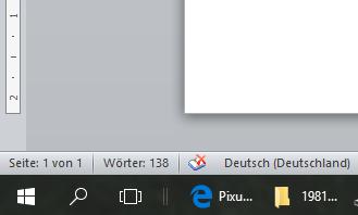Leere Seite Ohne Seitenzahl Word Computer