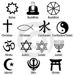 kann mir jemand die zeichen von dem judentum christentum hinduismus buddhismus islamisten. Black Bedroom Furniture Sets. Home Design Ideas