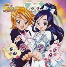 pretty cure - (Anime, Fernsehen, Manga)