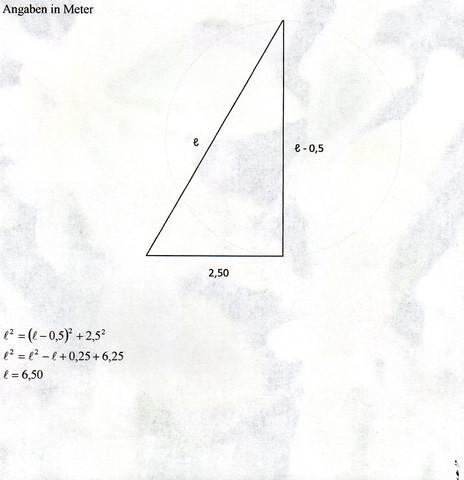 - (Mathe, Satz des Pythagoras)