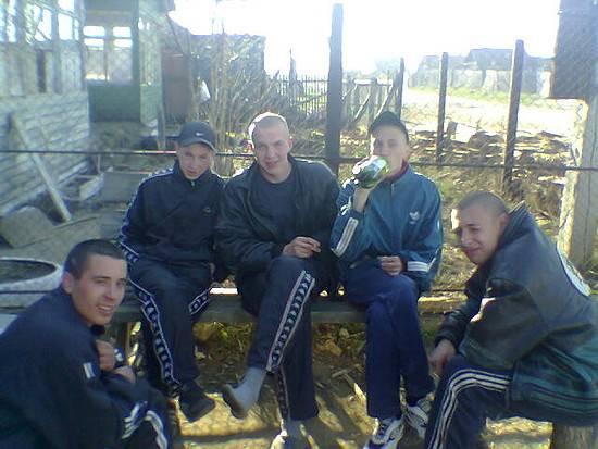 Gopniki - (Schule, Freundschaft, Psychologie)