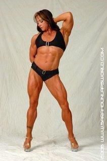 Sarah Dunlap - (Sport, Jungs, Muskeln)