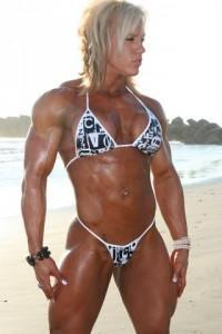 Cindy Phillips - (Sport, Jungs, Muskeln)
