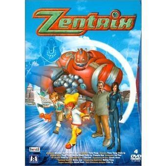 Zentrix - (Anime)