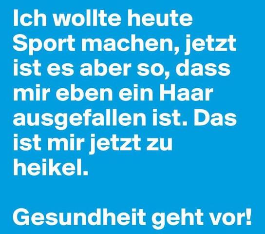 Sport - (Sport, Fitness, Gesundheit und Medizin)