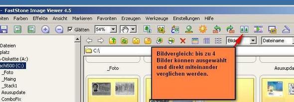 Faststone ImageViewer die geniale Bildbearbeitungs Software   - (Foto, Kamera, Fotografie)