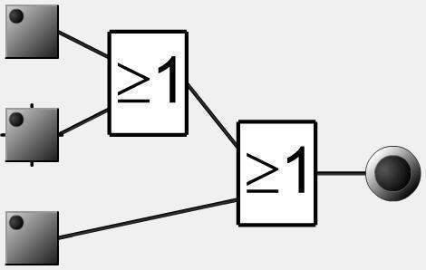ODER-Schaltung - (Physik, Informatik, Elektrik)