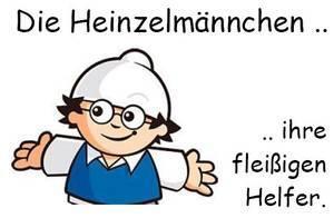 Heinzelmännchen... - (Haus, Zimmer, Unordnung)